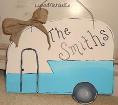 Hey, I found this really awesome Etsy listing at https://www.etsy.com/listing/174626937/camper-door-hanger-vintage-camper-door