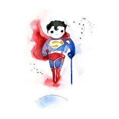 Blule - Super Boy - Take a step back from reality