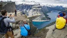 Norway visitors often take advantage of allemansratten, an ancient 'right to roam' (Credit: Credit: Thomas Trutschel/Getty Images)