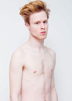 Alyosha Quoos    #ginger #hair