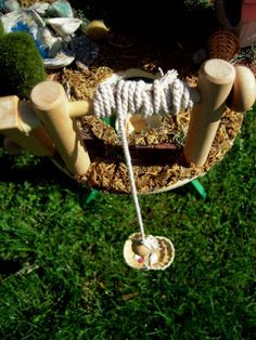 Marvelously Messy: My Marvelous Fairy Garden
