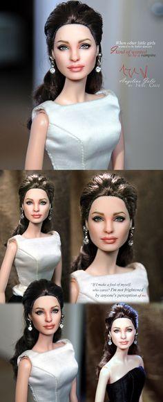 ::||www.ncruz.com::|| Angelina Jolie by Noel Cruz
