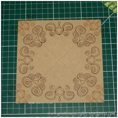 Inkadinkado Stamping Gear - Working With Squares and Rectangles - Twisted