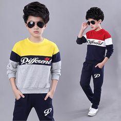 $21.59 (Buy here: https://alitems.com/g/1e8d114494ebda23ff8b16525dc3e8/?i=5&ulp=https%3A%2F%2Fwww.aliexpress.com%2Fitem%2FBoys-Clothing-Set-Spring-Autumn-New-Kids-Sports-Suit-Long-Sleeve-Top-girls-jacket-Pants-Sets%2F32732461252.html ) Boys Clothing Set Spring Autumn New Kids Sports Suit Long Sleeve Top girls jacket Pants Sets boy clothing set for just $21.59