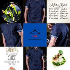 F&L Catering Suppliers where the chef is always right. The number one place for unique chef attire with attitude. High quality and delivered straight to your door. Long sleeve, short sleeve chef jacket. Mens, Womens, & Unisex Chef jackets, Chef trousers, chef hats & aprons.New fashion chef jackets for best chefs in 2020. Summer Sale Up To 30%Off Sgin Up Today Get 20% Off Chef Hats, Catering Equipment, Best Chef, How To Get Rich, Summer Sale, Aprons, Chefs, Chef Jackets, Attitude