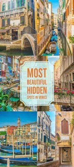 Planning a trip to Venice, Italy? Here's a quick guide to everything you need to see and do so you don't miss any of the highlights! The post Get Lost in Venice, Italy appeared first on Woman Casual - Travel European Vacation, Italy Vacation, European Travel, Vacation Spots, Italy Trip, Vacation List, Vacation Humor, Florida Vacation, Vacation Travel