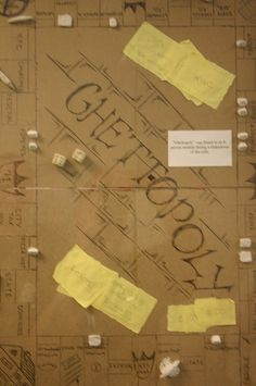 Board Game Taken from Inmates by Johnson County Sheriff, via Flickr