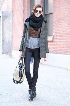 Street Style: NYFW Fall 2012