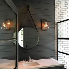 Bathroom Decorating – Home Decorating Ideas Kitchen and room Designs Best Bathroom Designs, Sweet Home, House Design, Mirror, Interior Design, Studio, Modern, Furniture, Followers