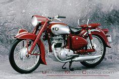 1955 Honda Dream SA