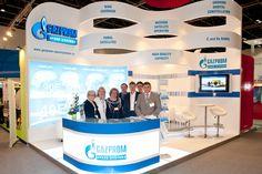 На выставке CABSAT 2011 «Газпром космические системы» продемонстрировал намерения закрепиться на рынке Ближнего Востока и Северной Африки