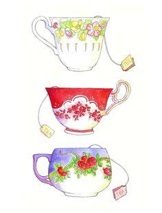 love a good cup of tea