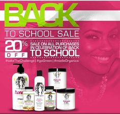 Mielle Organics Back To School Special