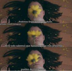 Depression How To Treat Hurt Quotes, Sad Quotes, Inspirational Quotes, Sad Texts, Sad Day, Fake Love, Sad Girl, Spanish Quotes, Nostalgia