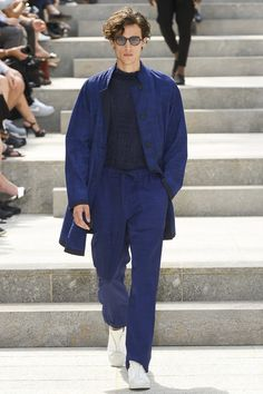 Issey Miyake Spring 2018 Menswear Collection Photos - Vogue