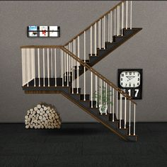 pirouette stairs