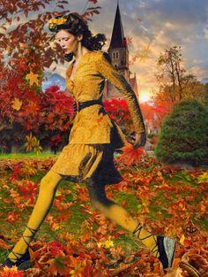 The Prettiest Leaf - Donna  Pfister