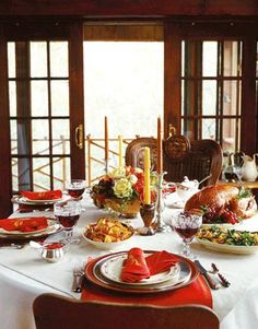 Stress-Free #Thanksgiving Dinner I  Make this Thanksgiving an easy yet memorable occasion. Learn how in our stress-free guide to holiday cooking and entertaining.  Get ideas for easy Thanksgiving side dishes too!    Read more: Easy Thanksgiving Dinner - How to Have an Easy Thanksgiving - Country Living  Follow us: @Elizabeth Cassinos Living Magazine on Twitter | CountryLiving on Facebook  Visit us at CountryLiving.com