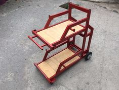 welding table plans or ideas Welding Table Diy, Welding Cart, Welding Jobs, Metal Welding, Welding Ideas, Welding Classes, Types Of Welding, Welding And Fabrication, Welding Process