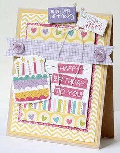 GretchenMcElveen_Birthday Girl card1_Happy Birthday to You card