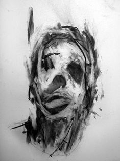 "Excellent =""contemporary abstract art painting"" information is readily available on our website. Have a look and you wont be sorry you did. Abstract Portrait, Portrait Art, Portraits, Contemporary Abstract Art, Modern Art, Bd Art, Charcoal Art, Charcoal Drawings, Scary Art"