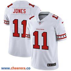 Mens Atlanta Falcons #11 Julio Jones Camo 2019 Salute to Service Limited Jersey
