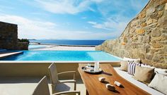 Suite with Pool in Mykonos Town   Cavo Tagoo