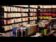 Video: Joy of Books - books having a party at night