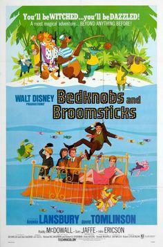 Bedknobs and Broomsticks (1971) - MovieMeter.nl