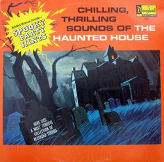Chilling, Thrilling Sounds of the Haunted House album cover