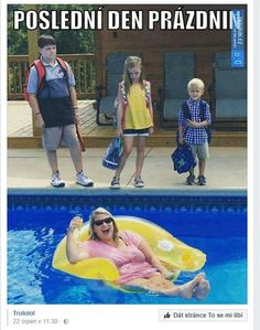 On Kids' Day Back To School, Mom Posts Hilarious Photo That Leaves Parents Roaring W/ Laughter Back To School Funny, Back To School Pictures, School Photos, Going Back To School, School Memes Clean, Yearbook Photos, Back To School Lustig, Best Funny Pictures, Funny Photos