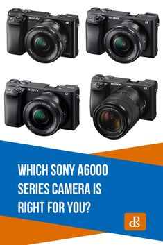 This article will explain some key differences between all camera models with recommendations on which camera is best for you.