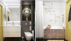 Kreativ indretning på 45 kvadratmeter - billede 5