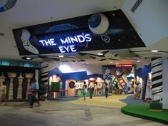 The Science Centre Singapore , formerly known as Singapore Science Centre is a scientific institution in Singapore, specializing in the promotion of scientific and technological education for the general public. Nearest MRT: Jurong East