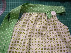 pillow case dress. easy to follow directions.