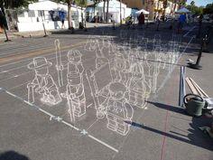 Google Image Result for http://twistedsifter.sifter.netdna-cdn.com/wp-content/uploads/2011/11/3d-sidewalk-chalk-art-lego-terracotta-warriors-army-7.jpg