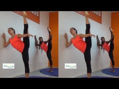 How To Do a Side Tilts in Dance Training Routine Dance Tilts Program - YouTube