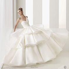 christian lacroix wedding dresses | The Spanish bridal couturier also houses wedding gowns designs by ...