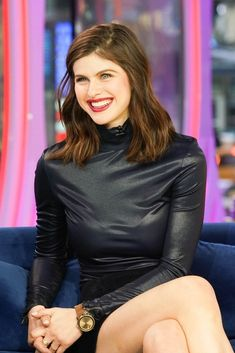 Are you a fan of Alexandra Daddario? Just a fan of the amazing beauty she is? Hollywood Actresses, Actors & Actresses, Hollywood Celebrities, Alexandra Anna Daddario, Alex Morgan, Beautiful Celebrities, Celebrity Gossip, Belle Photo, American Actress