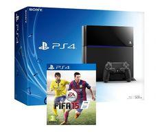 Buy #SonyPS4 Console Plus #FIFA15 Bundle Offer in Dubai, United Arab Emirates... #Console_Plus_Camera #Buy_Online #Cheapest_Rates_UAE