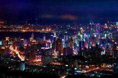 I come from Shenzhen, China. Shenzhen is a very modern city near Hong Kong.