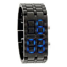 BAR Watch PU Black design inspiration on Fab.