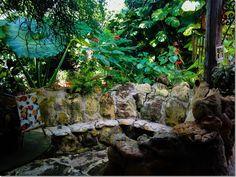 A local magical garden…full of secrets