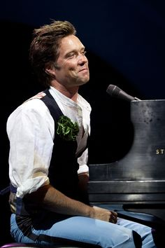 Rufus Wainwright - One of my all time favorite musical artists