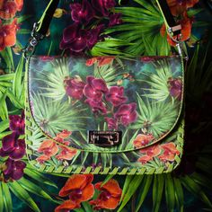 Big prints and bold colours: Pennyblack Spring Summer 2015 Shop now: the bag