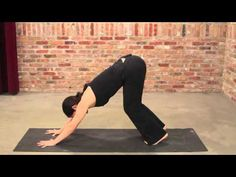I was never sure if I was doing Downward facing dog the right way.  This video has guidance on how to get in and out of the pose properly. #yoga #stretching    Beginner Alignment Instruction in DOWNDOG from @xenstrengthyoga #fitfluential