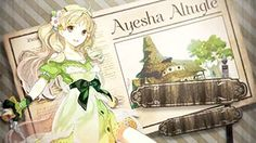 ATELIER AYESHA THE ALCHEMIST OF DUSK - LAUNCH TRAILER - PS3