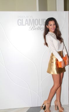 loving her high-heels Malena Costa, Ted Baker, Hollywood, Glamour, Red Carpet, Celebrity Style, High Waisted Skirt, High Heels, Mini Skirts