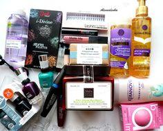 Alenka's beauty: Ура! Покупки, посылки, подарки: Sleek MakeUp, Smas...