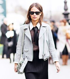@Who What Wear - 20 Reasons Why You Need A New Moto Jacket For Spring